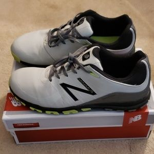 New balance golf shoes minimalist *mint* like new
